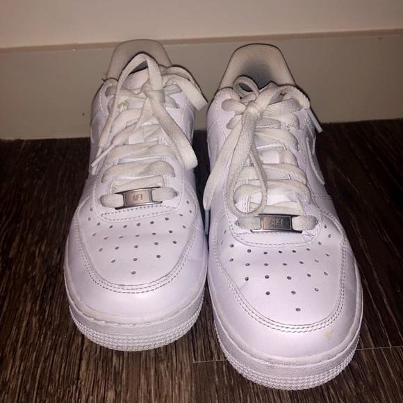 Nike   White Air Force 1 Size 5.6 (Feels like 6)